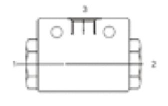Клапана или (перекидной), резьбового монтажа