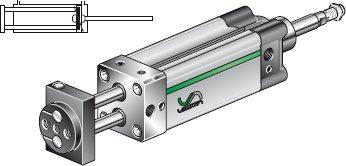 Пневматические цилиндры VESTA серии AW3