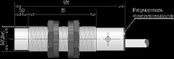 Датчик емкостной ВБЕ-Ц18-82У-2113-ЗА / ВБЕ-Ц18-82У-2123-ЗА