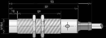 Индуктивный датчик ВБИ-М18-86С-2111-З / ВБИ-М18-86С-2112-З / ВБИ-М18-86С-2113-З / ВБИ-М18-86С-2121-З / ВБИ-М18-86С-2122-З / ВБИ-М18-86С-2123-З