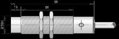 Индуктивный датчик ВБИ-М18-86У-2111-З / ВБИ-М18-86У-2112-З / ВБИ-М18-86У-2113-З / ВБИ-М18-86У-2121-З / ВБИ-М18-86У-2122-З / ВБИ-М18-86У-2123-З