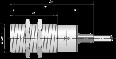 Индуктивный датчик ВБИ-М30-76С-1111-З / ВБИ-М30-76С-1113-З / ВБИ-М30-76С-1121-З / ВБИ-М30-76С-1123-З