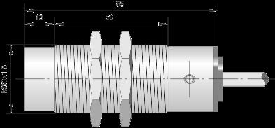 Индуктивный датчик ВБИ-М30-91У-2111-З / ВБИ-М30-91У-2113-З / ВБИ-М30-91У-2121-З / ВБИ-М30-91У-2123-З