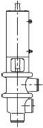 Конфигурация клапана типа L/L