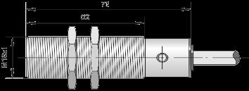 Оптический датчик ВБО-М18-76У-3111-С / ВБО-М18-76У-3113-С / ВБО-М18-76У-3123-С