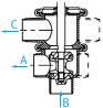 Затворный клапан типа L/L